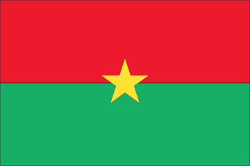 International Auto Transport to Burkina Faso