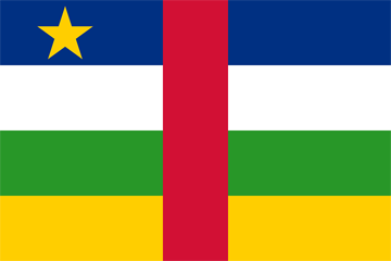International Auto Transport to Central African Republic