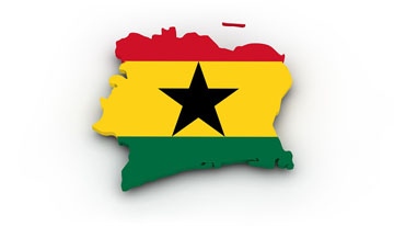 International Auto Transport to Ghana